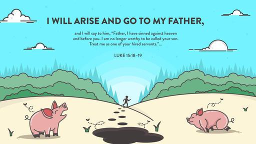 Luke 15:18–19 verse of the day image