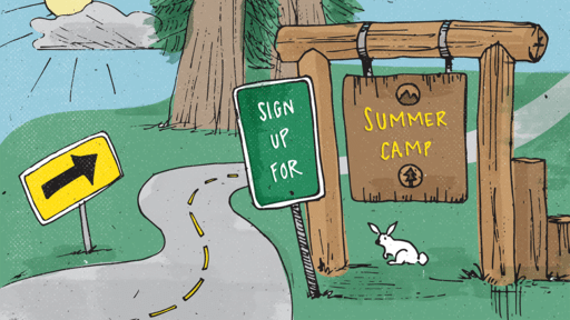 Sign Up For Sumer Camp