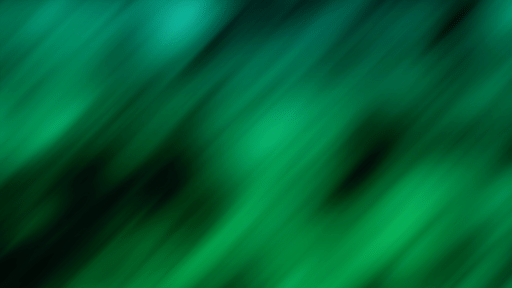 Abstract Green Black