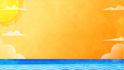 Hello Summer content b PowerPoint image