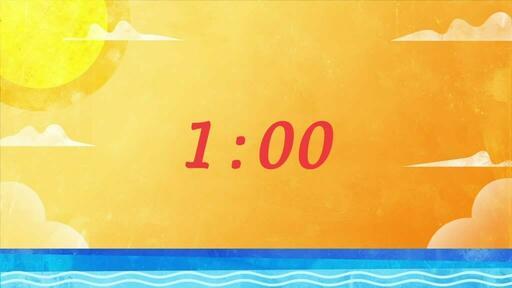 Hello Summer - Countdown 1 min