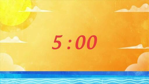 Hello Summer - Countdown 5 min