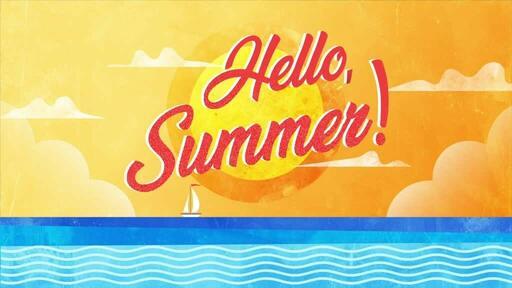 Hello Summer - Hello Summer