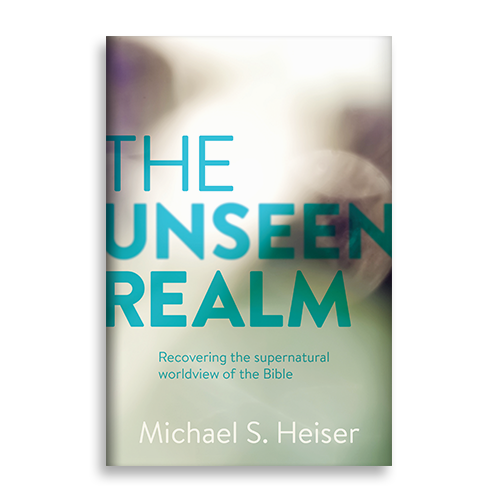 The Unseen Realm cover