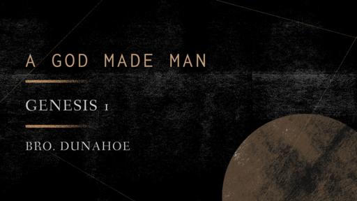 A God Made Man