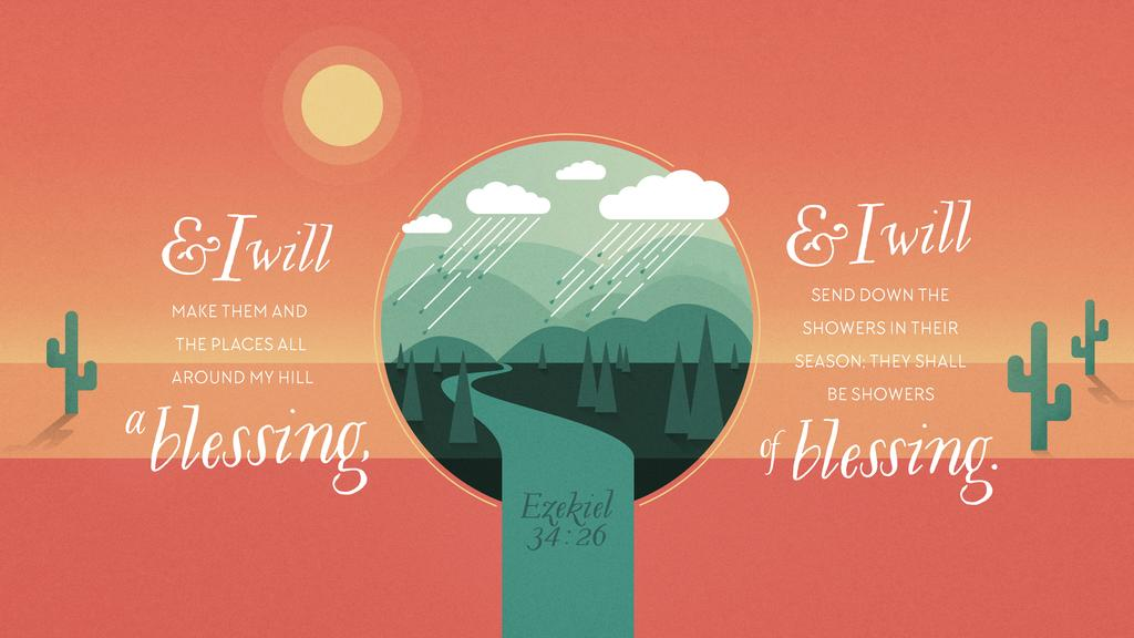 Ezekiel 34:26 large preview