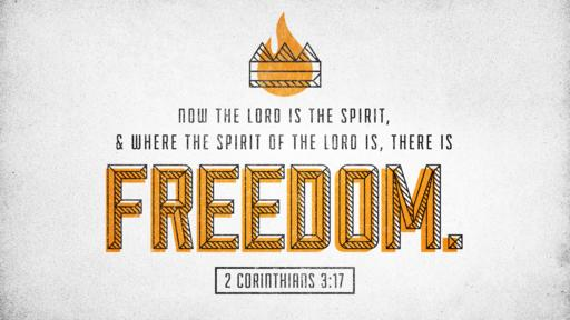 2 Corinthians 3:17 verse of the day image