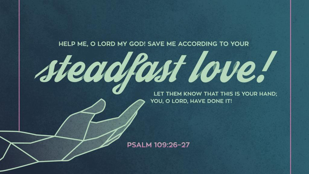 Psalm 109:26–27 large preview