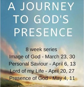 A Journey to God's Presence