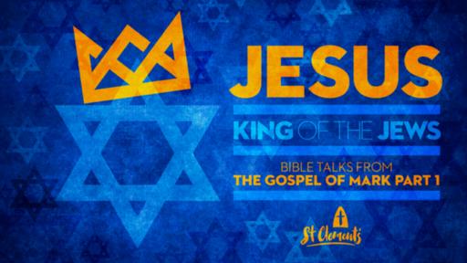 10am Sunday 7 April 2019 - Jesus the Servant King (Mark 8:27-38)