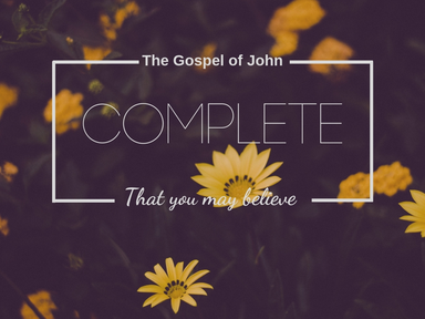 Complete: Spiritual People need Jesus
