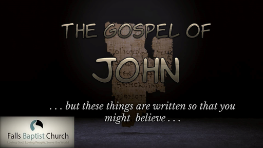 The Authority of the Son (Gospel)