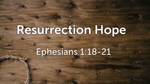 Sunday Service April 7, 2019