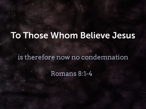 2019.04.07a To Those Whom Believe Jesus