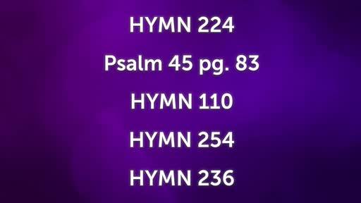 Lent 5 Exodus 3