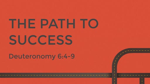 The Path to Success- Vintage Church