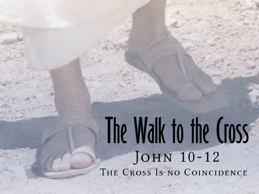 The  Cross is no Coincidence