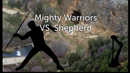 GBFsilt A mightu Warrior VS a Humble Shepherd