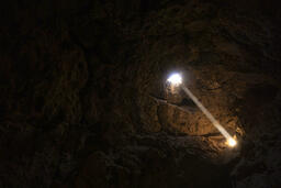 Beam of Light in a Cave  image 1
