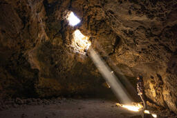 Beam of Light in a Cave  image 2