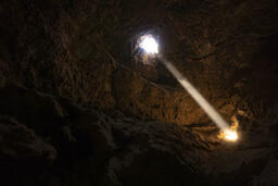 Beam of Light in a Cave  image 3