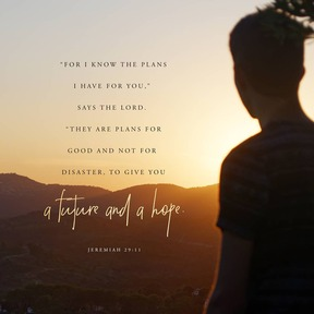 God's plans for your life