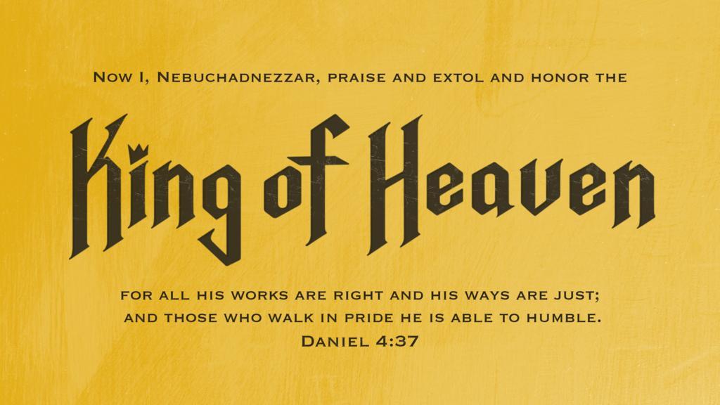 Daniel 4:37 large preview