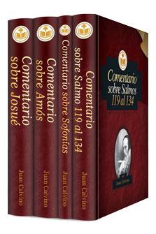 Cuatro Comentarios del AT, por Juan Calvino