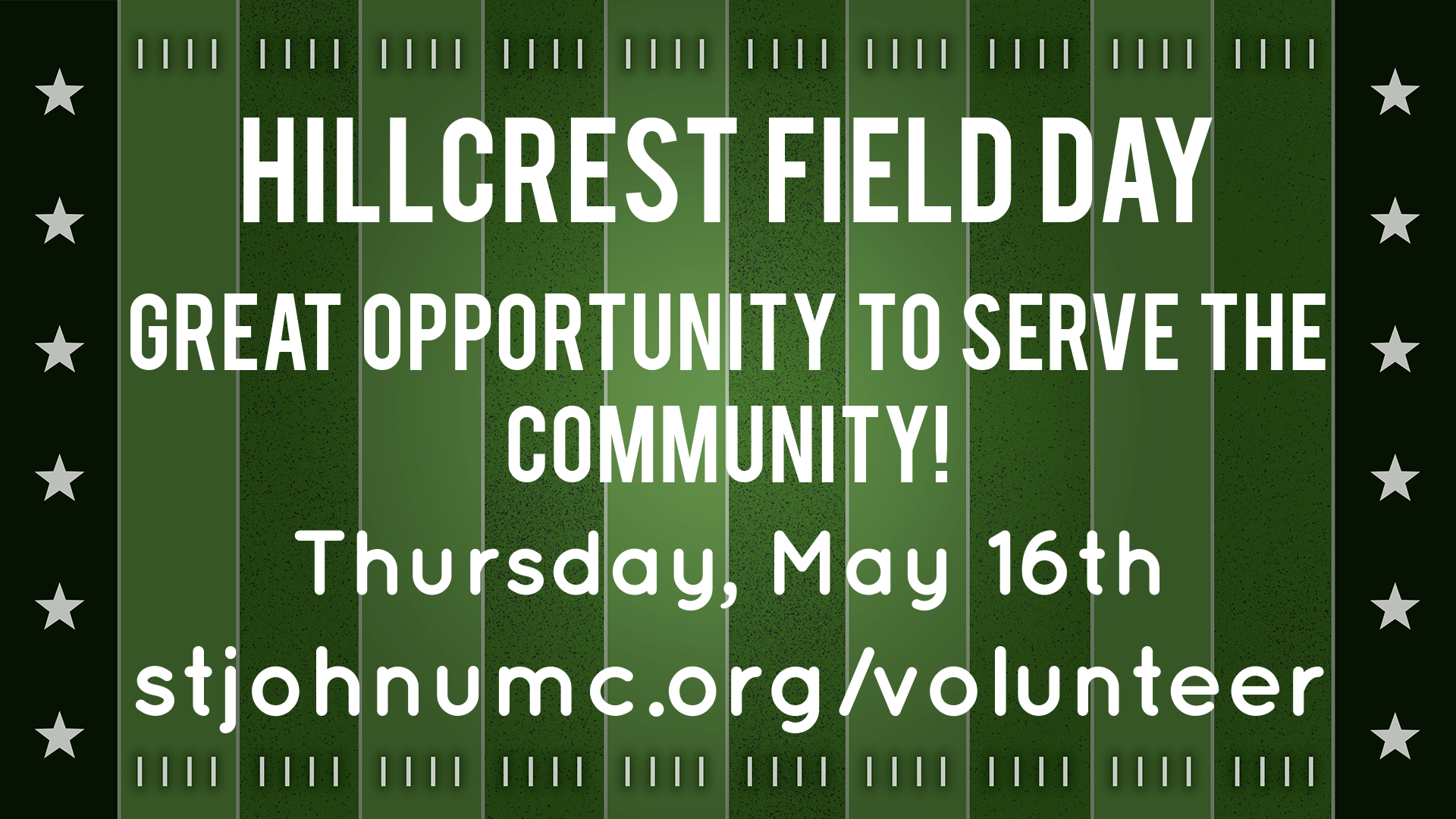 Hillcrest Field Day