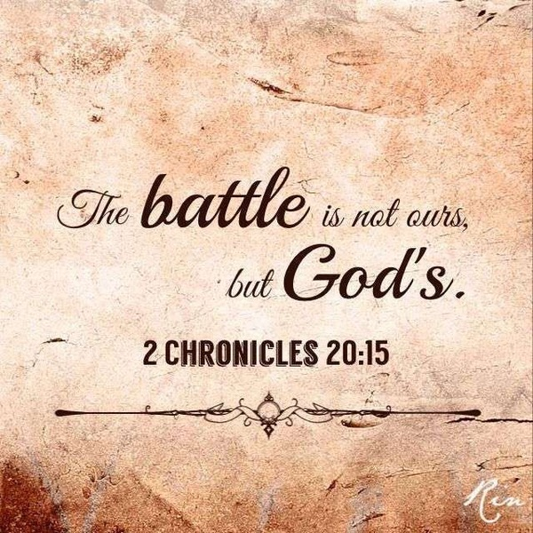 """2 Chronicles 20: """"Jehoshaphat Seeks the Lord in Time of Need"""""""
