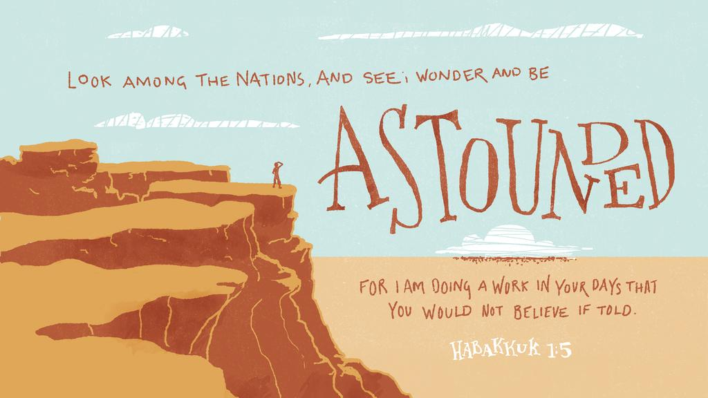 Habakkuk 1:5 large preview