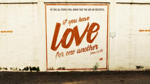 John 13:35 verse of the day image