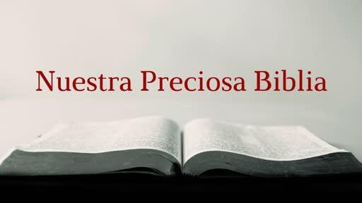 Nuestra Preciosa Biblia