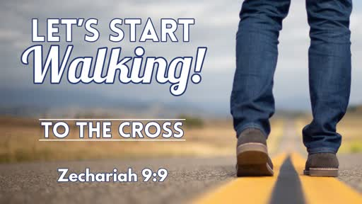 To The Cross - April 14, 2019