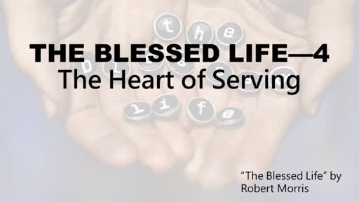 April 21 AM The heart of serving