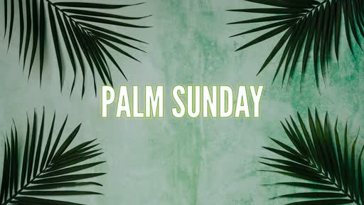 Palm Sunday: Make Way // Pastor David Spiegel