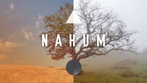 The Book of Nahum: The Goodness of God's Judgment