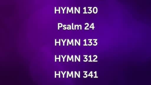 2019 Lent 6 Palm Sunday