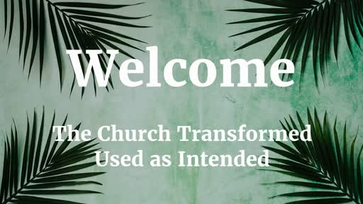 The Transformed Church - Simply Enough