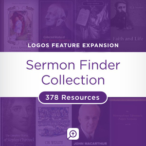 Sermon Finder Collection (378 resources)