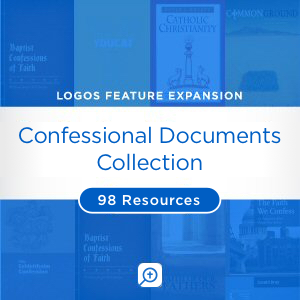 Confessional Documents Collection (98 resources)