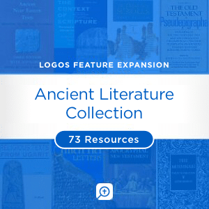 Ancient Literature Collection (73 resources)