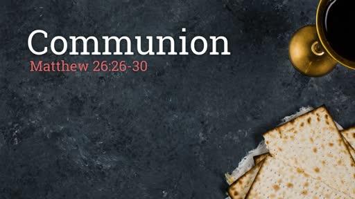 Communion Service (edited)