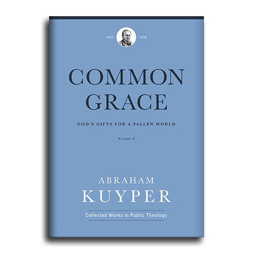 Common Grace, Vol 3