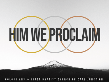 True Gospel Ministry - Part 7 - Col. 1:24-29