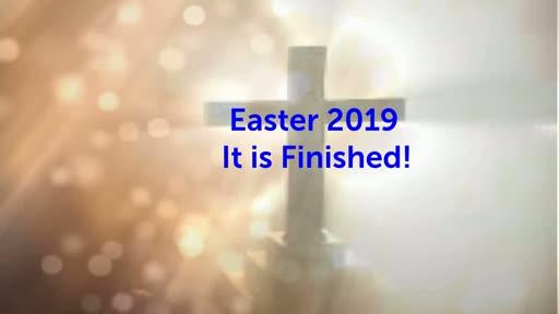 21 April 2019 Easter Service