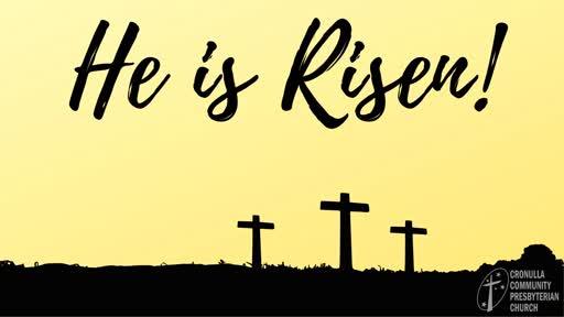 Easter Sunday 21 April 2019