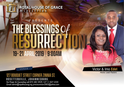THE BLESSINGS OF RESURRECTION