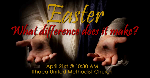 Easter:  What Difference Does It Make?