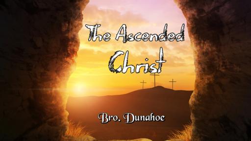 The Ascended Christ